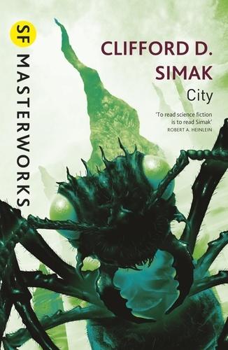 Clifford D. Simak - City.