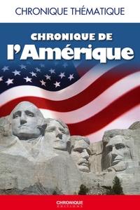 Clifton Daniel et  Collectif - Chronique de l'Amérique.