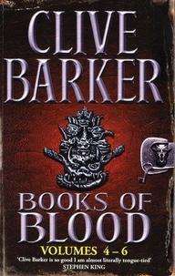 Clive Barker - Books Of Blood Omnibus 2 - Volumes 4-6.