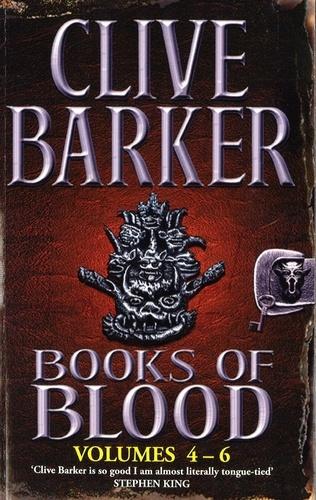 Books Of Blood Omnibus 2. Volumes 4-6