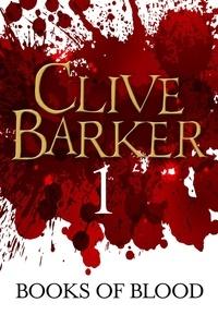 Clive Barker - Books of Blood Volume 1.