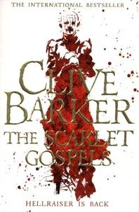 Clive Barker - The Scarlet Gospels.