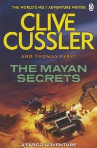 Clive Cussler - The Mayan Secrets.