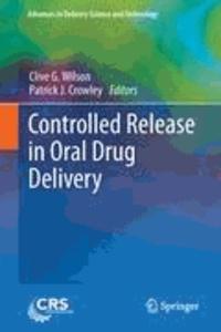 Deedr.fr Controlled Release in Oral Drug Delivery Image