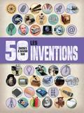 Clive Gifford - 50 choses à savoir sur les inventions.