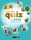 Clive Gifford et Daniel Gilpin - Le grand quiz.