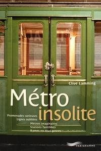 Clive Lamming - Métro insolite.