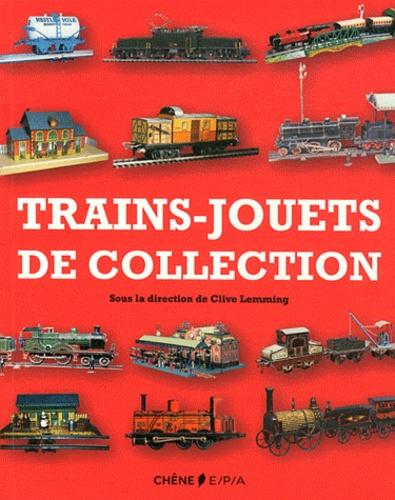 Clive Lamming - Trains-jouets de collection.