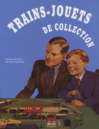 Clive Lamming - Trains-Jouets de collection.