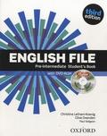 Clive Oxenden - English File Pre-intermediate Student's Book. 1 DVD