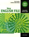 Clive Oxenden et Christina Latham-Koenig - New English File - Intermediate Student's Book.