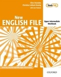 Clive Oxenden et Christina Latham-Koenig - New English File - Upper-Intermediate Workbook.