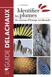 Cloé Fraigneau - Identifier les plumes des oiseaux d'Europe occidentale.