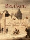Cloé Lafeuille-Hiron et Caroline Prêt - La Bretagne - D'après l'itinéraire de Monsieur Dubuisson Aubenay.