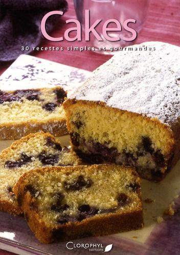 Clorophyl éditions - Cakes.