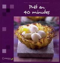 Clorophyl éditions - Prêt en 40 minutes.