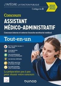 Clothilde Poppe et Martine Daigneau - Concours Assistant médico-administratif 2021-2022 - Concours interne et externe branche Secrétariat médical Catégorie B.