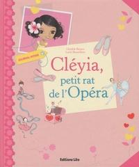 Clotilde Bernos - Cléyia, petit rat de l'Opéra.