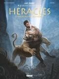 Clotilde Bruneau et  Annabel - Heraclès Tome 1 : La jeunesse du héros.