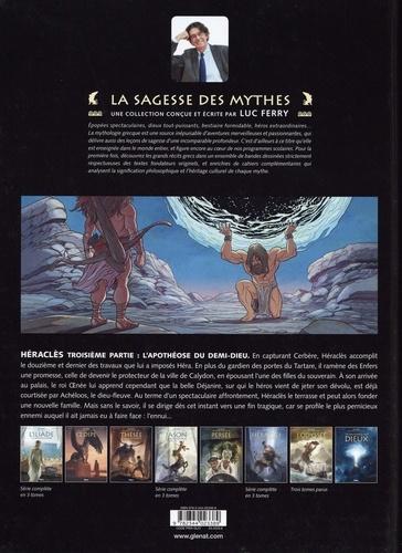 Heraclès Tome 3 L'apothéose du demi-dieu