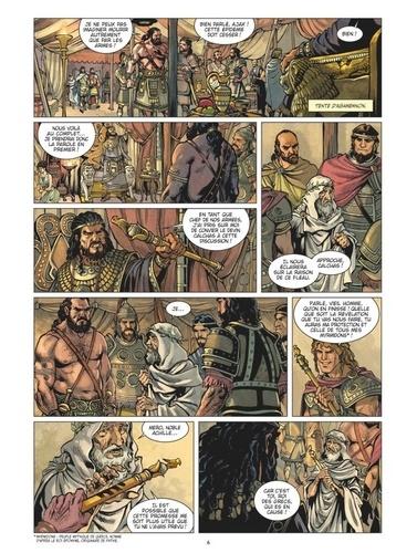 L'Iliade Tome 1 La pomme de discorde