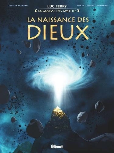 Clotilde Bruneau et D Dim - La naissance des dieux.