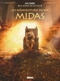 Clotilde Bruneau et Stefano Garau - Les mésaventures du roi Midas.