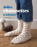 Clotilde Chevreau - Jolies chaussettes à tricoter.