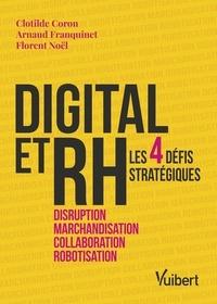 Histoiresdenlire.be Digital et RH - Les 4 défis stratégiques Image