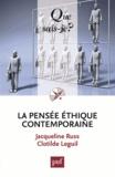 Clotilde Leguil et Jacqueline Russ - La pensée éthique contemporaine.