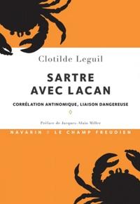 Deedr.fr Sartre avec Lacan - Corrélation antinomique, liaison dangereuse Image