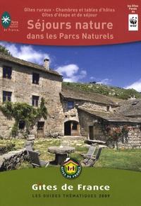 Clotilde Mallard - Séjours nature dans les Parcs Naturels.