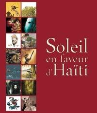 Clotilde Vu - Soleil en faveur d'Haïti.
