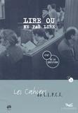 C.L.P.C.F. - Les cahiers du C.L.P.C.F. N° 4 : Lire ou ne pas lire.