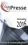 Club de la presse Auvergne - Annuaire de la presse et de la communication en Auvergne.