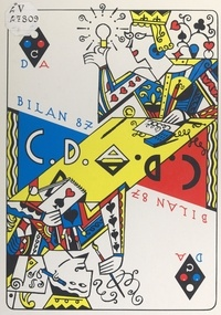 Club des directeurs artistique et Pierre Berville - Bilan 87 du Club des directeurs artistiques.