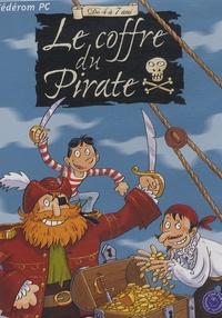 Club Pom Logiciels - Le coffret du pirate, de 4 à 7 ans - CD-Rom.