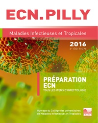 CMIT - ECN Pilly 2016 - Maladies infectieuses et tropicales.
