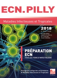 ECN Pilly- Maladies infectieuses et et tropicales -  CMIT pdf epub