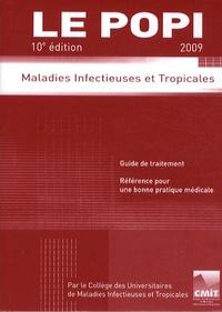 CMIT - Le POPI 2009 - Maladies infectieuses et tropicales.