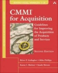CMMI for Acquisition - Guidelines for Improving the Acquisition of Products and Services.