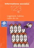 Jacques Barou - Informations sociales N° 123, Mai 2005 : Logement, habitat, cadre de vie.