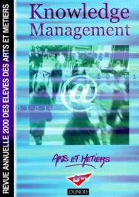 Revue annuelle 2000 de lUnion des élèves des Arts et Métiers - Knowledge Management.pdf