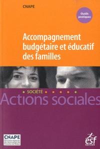 CNAPE - Accompagnement budgétaire et éducatif des familles.