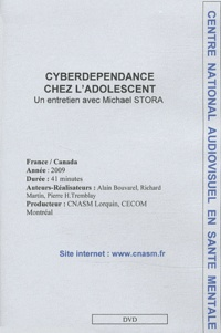 Michael Stora - Cyberdépendance chez l'adolescent - DVD.