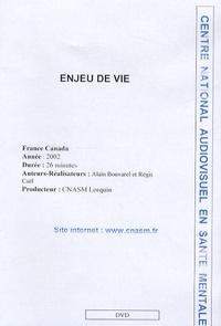 Alain Bouvarel et Régis Caël - Enjeu de vie - DVD.