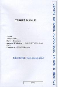 Alain Bouvarel et Régis Caël - Terres d'asile - DVD.