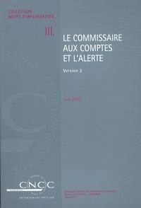 Le commissaire aux comptes et l'alerte- Version 2 -  CNCC pdf epub