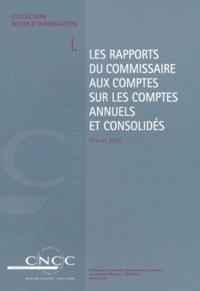 Les rapports du commissaire aux comptes sur les comptes annuels et consolidés -  CNCC pdf epub