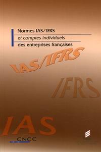 Checkpointfrance.fr Normes IAS/IFRS et comptes individuels des entreprises françaises Image